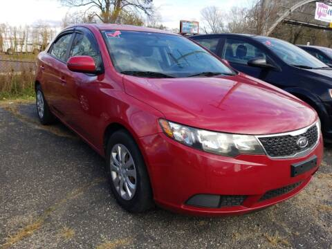 2013 Kia Forte for sale at Quality Auto Today in Kalamazoo MI