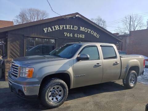 2009 GMC Sierra 1500 for sale at Fairfield Motors in Fort Wayne IN