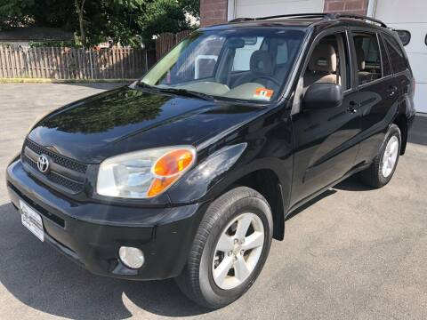 2004 Toyota RAV4 for sale at EZ Auto Sales , Inc in Edison NJ