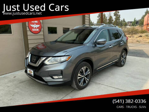 2017 Nissan Rogue for sale at Just Used Cars in Bend OR
