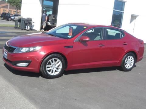 2012 Kia Optima for sale at Price Auto Sales 2 in Concord NH