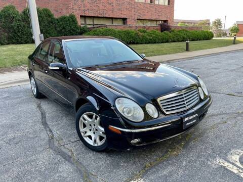 2006 Mercedes-Benz E-Class for sale at EMH Motors in Rolling Meadows IL