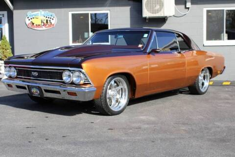 1966 Chevrolet Chevelle for sale at Great Lakes Classic Cars & Detail Shop in Hilton NY