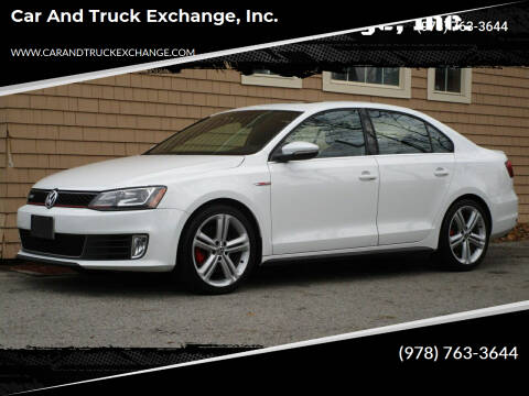 2015 Volkswagen Jetta for sale at Car and Truck Exchange, Inc. in Rowley MA