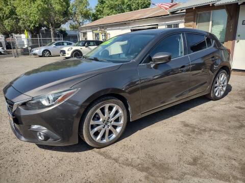 2014 Mazda MAZDA3 for sale at Larry's Auto Sales Inc. in Fresno CA