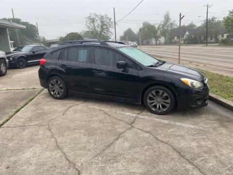 2012 Subaru Impreza for sale at Victoria Pre-Owned in Victoria TX