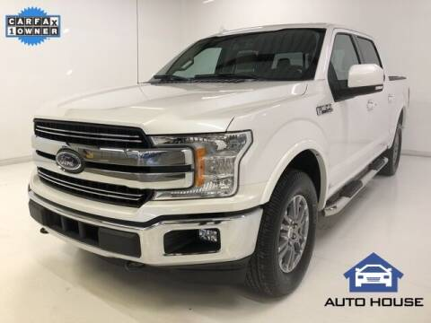 2018 Ford F-150 for sale at Auto House Phoenix in Peoria AZ