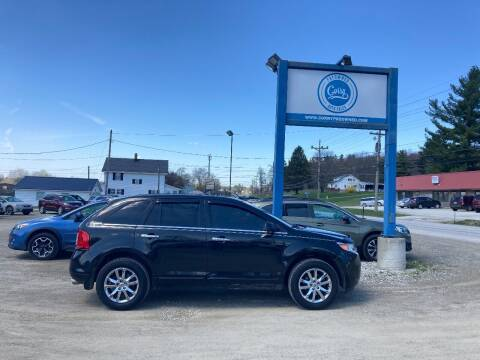2013 Ford Edge for sale at Corry Pre Owned Auto Sales in Corry PA