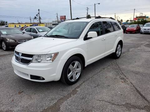 2010 Dodge Journey for sale at Jamrock Auto Sales of Panama City in Panama City FL