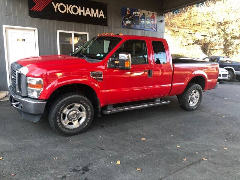 2010 Ford F-250 Super Duty for sale at Diehl's Auto Sales in Pottsville PA