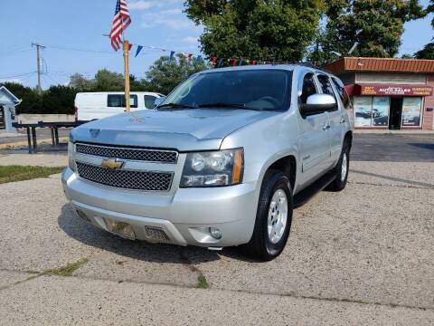 2010 Chevrolet Tahoe for sale at Lamarina Auto Sales in Dearborn Heights MI