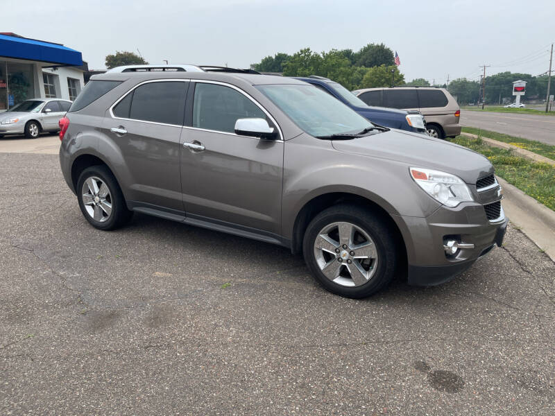 2012 Chevrolet Equinox for sale at TOWER AUTO MART in Minneapolis MN