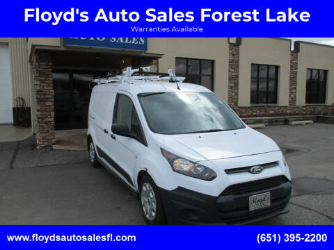 2014 Ford Transit Connect Cargo for sale at Floyd's Auto Sales Forest Lake in Forest Lake MN