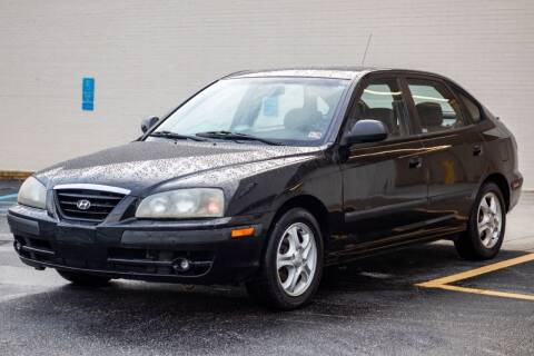 2004 Hyundai Elantra for sale at Carland Auto Sales INC. in Portsmouth VA