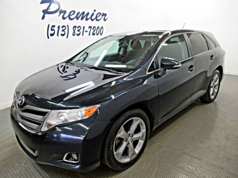 2013 Toyota Venza for sale at Premier Automotive Group in Milford OH