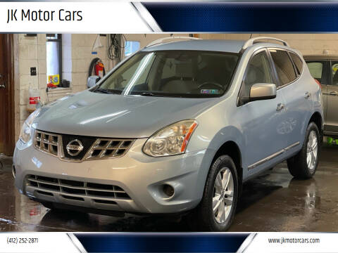 2013 Nissan Rogue for sale at JK Motor Cars in Pittsburgh PA
