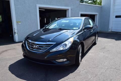2013 Hyundai Sonata for sale at L&J AUTO SALES in Birdsboro PA