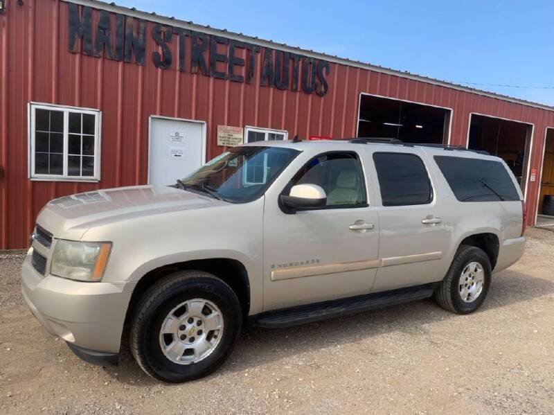 2008 Chevrolet Suburban for sale at Main Street Autos Sales and Service LLC in Whitehouse TX