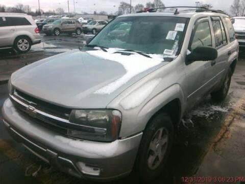 2006 Chevrolet TrailBlazer for sale at Cj king of car loans/JJ's Best Auto Sales in Troy MI