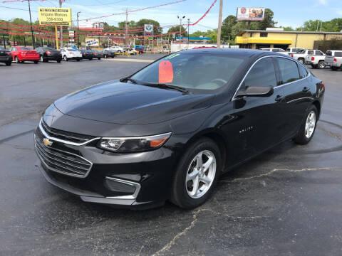 2017 Chevrolet Malibu for sale at IMPALA MOTORS in Memphis TN
