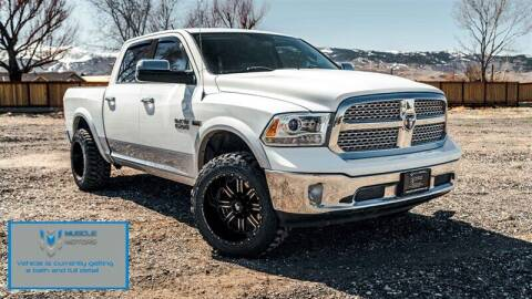 2016 RAM Ram Pickup 1500 for sale at MUSCLE MOTORS AUTO SALES INC in Reno NV