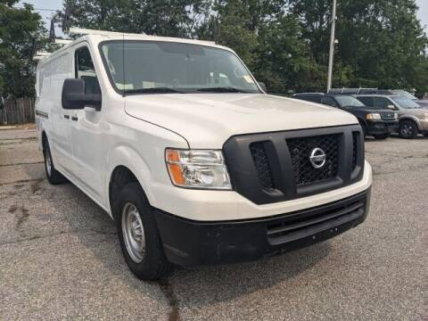 2020 Nissan NV Cargo for sale at EMG AUTO SALES in Avenel NJ