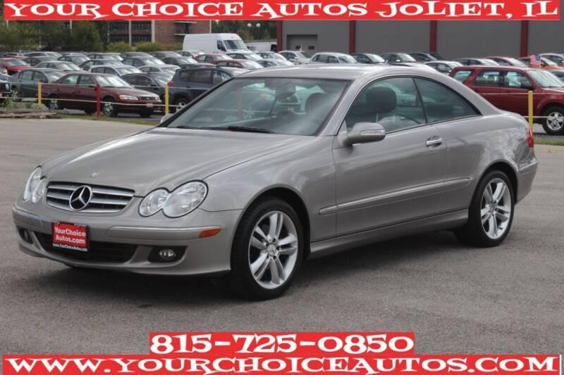 2007 Mercedes-Benz CLK for sale at Your Choice Autos - Joliet in Joliet IL