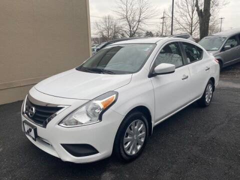 2017 Nissan Versa for sale at BuyFromAndy.com at Hi Lo Auto Sales in Frederick MD