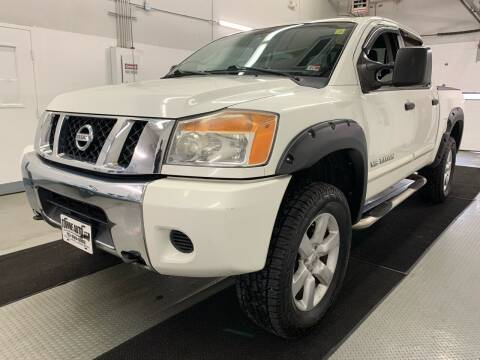 2011 Nissan Titan for sale at TOWNE AUTO BROKERS in Virginia Beach VA