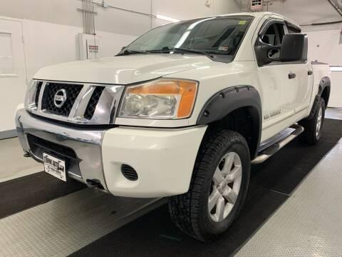 2011 Nissan Titan for sale at TOWNE AUTO BROKERS in Virginia Beach VA