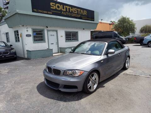 2010 BMW 1 Series for sale at Southstar Auto Group in West Park FL