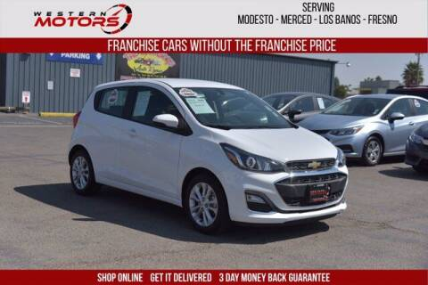 2020 Chevrolet Spark for sale at Choice Motors in Merced CA