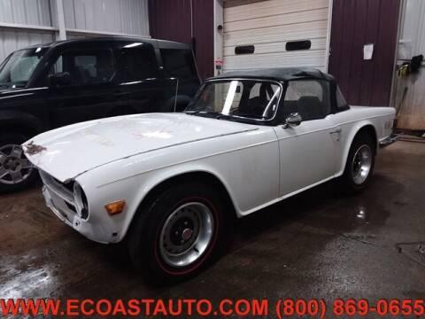 1972 Triumph TR6 for sale at East Coast Auto Source Inc. in Bedford VA