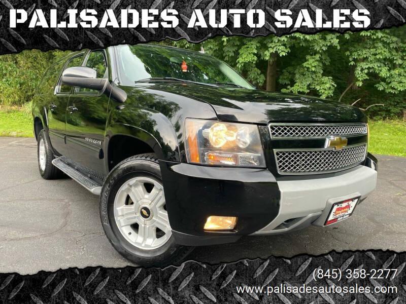 2010 Chevrolet Suburban for sale at PALISADES AUTO SALES in Nyack NY