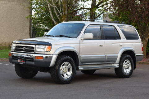 1997 Toyota 4Runner for sale at Beaverton Auto Wholesale LLC in Aloha OR
