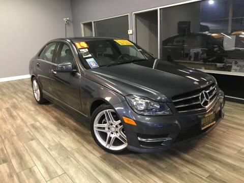 2014 Mercedes-Benz C-Class for sale at Golden State Auto Inc. in Rancho Cordova CA