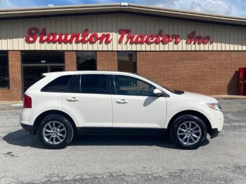 2013 Ford Edge for sale at STAUNTON TRACTOR INC in Staunton VA
