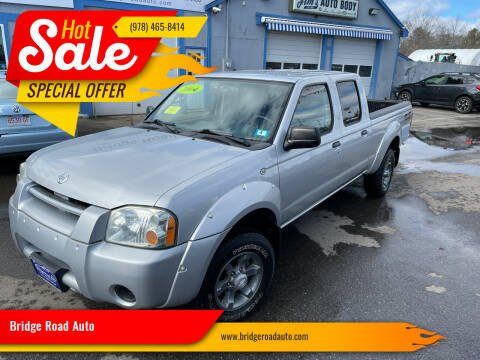 2004 Nissan Frontier for sale at Bridge Road Auto in Salisbury MA