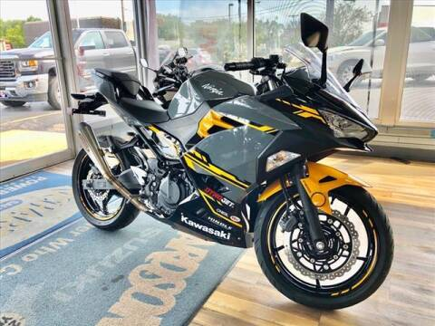2018 Kawasaki NINJA 400 for sale at Richardson Sales & Service in Highland IN