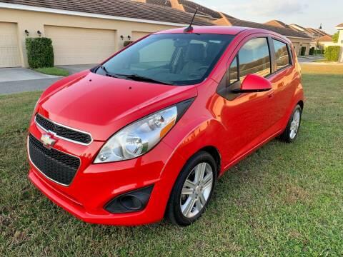 2013 Chevrolet Spark for sale at Presidents Cars LLC in Orlando FL