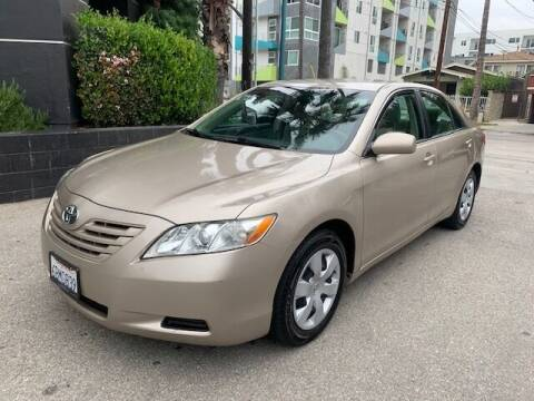 2008 Toyota Camry for sale at Good Vibes Auto Sales in North Hollywood CA