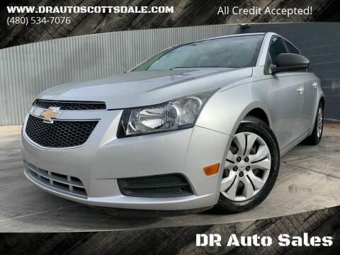 2012 Chevrolet Cruze for sale at DR Auto Sales in Scottsdale AZ