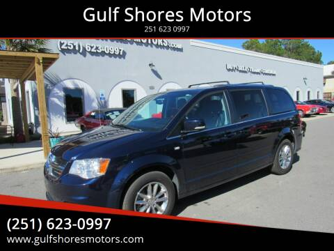 2014 Dodge Grand Caravan for sale at Gulf Shores Motors in Gulf Shores AL