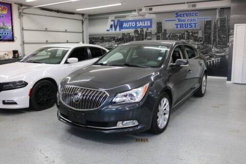2014 Buick LaCrosse for sale at F & M AUTO SALES in Detroit MI
