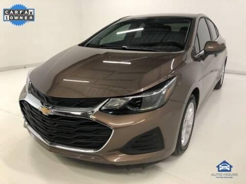 2019 Chevrolet Cruze for sale at AUTO HOUSE PHOENIX in Peoria AZ