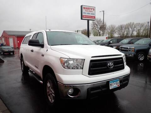 2011 Toyota Tundra for sale at Marty's Auto Sales in Savage MN