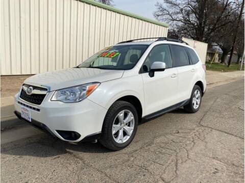 2016 Subaru Forester for sale at Dealers Choice Inc in Farmersville CA