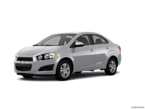 2013 Chevrolet Sonic for sale at Moser Motors Of Portland in Portland IN