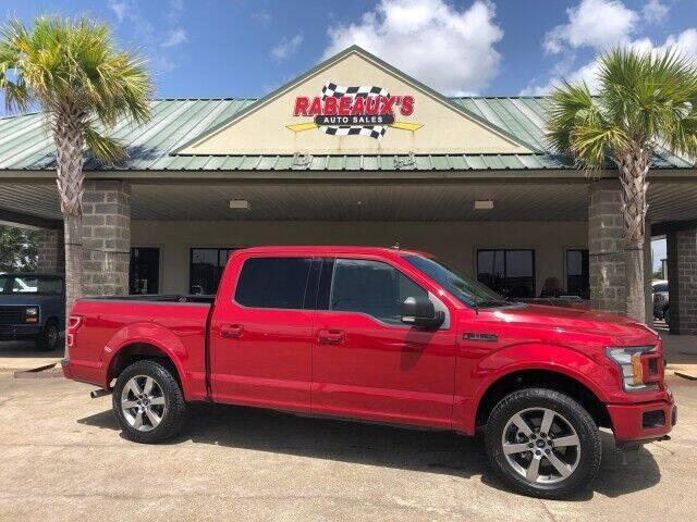 2020 Ford F-150 for sale at Rabeaux's Auto Sales in Lafayette LA
