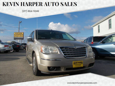 2009 Chrysler Town and Country for sale at Kevin Harper Auto Sales in Mount Zion IL